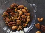 gezonde tussendoortjes - pittige nootjes recept